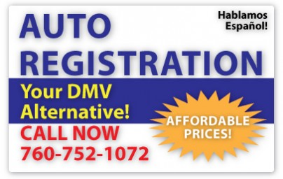 Auto Registration and Titles